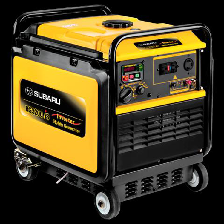 Picture of Subaru Inverter Generators - 1650 to 4300 Watts