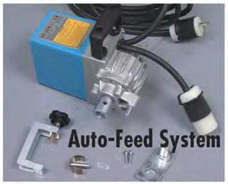 Picture of Shibuya Blu-Drill Accessories - Auto Feed