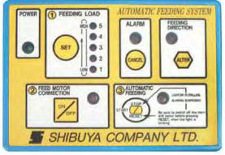 Picture of Shibuya Blu-Drill Accessories - Auto Feed