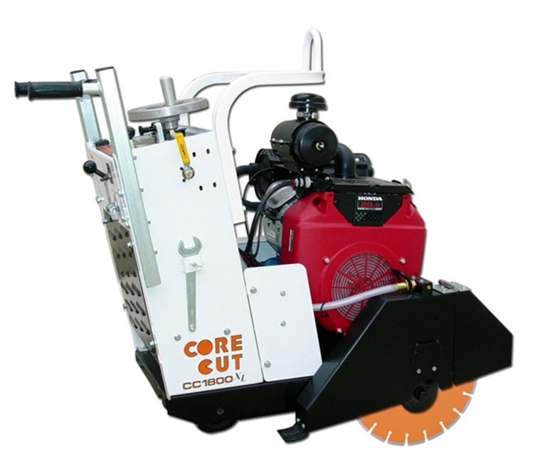 Picture of CC1800 Hydraulic Concrete Saw