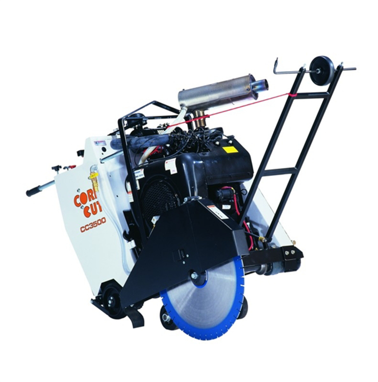 Picture of CC3500 JACKSHAFT ELECTRIC SAW
