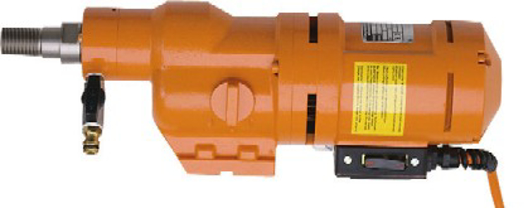Picture of DK12/16 WEKA DRILL MOTOR PARTS