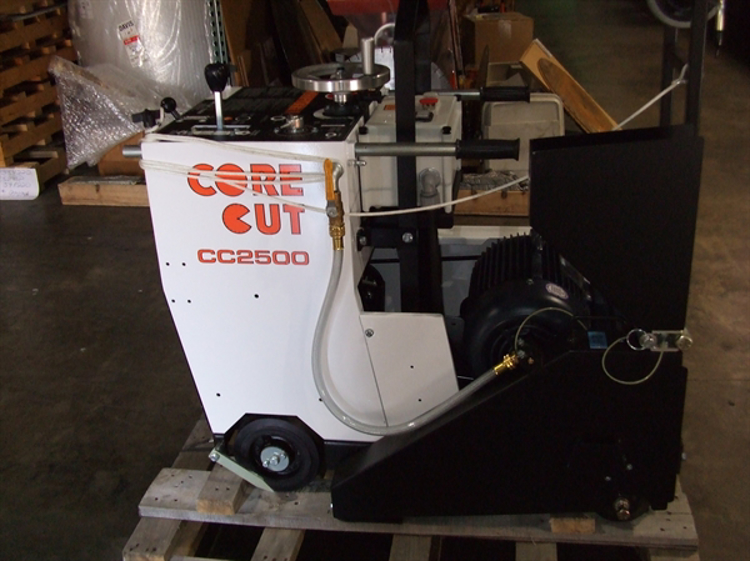 Picture of CC2500 Electric Concrete Saw