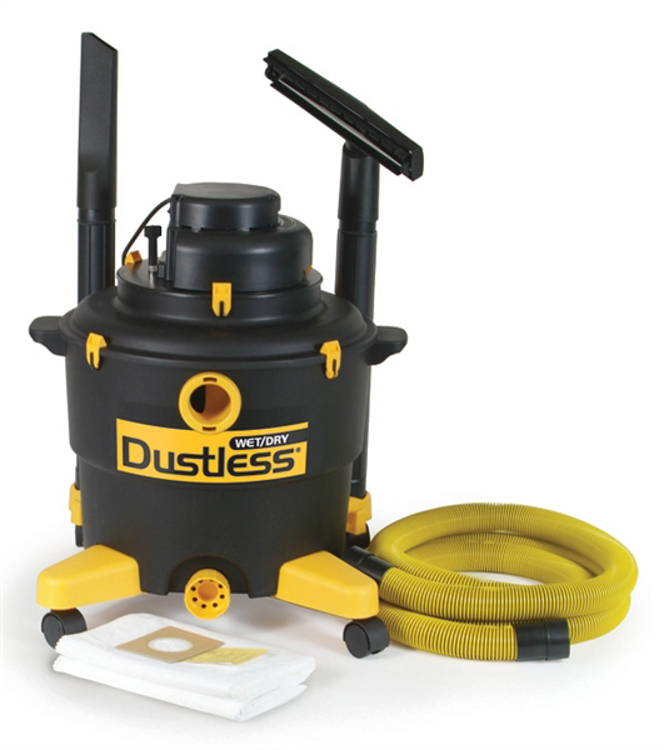 Picture of Dustless Vacuum Systems