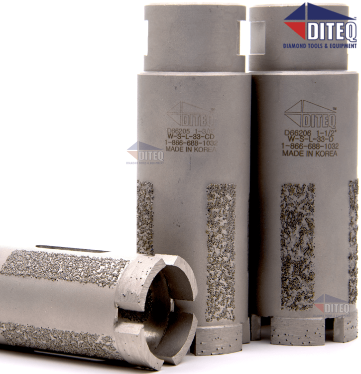 Picture of S-33 Tile & Stone Core Bits With Side Protectors